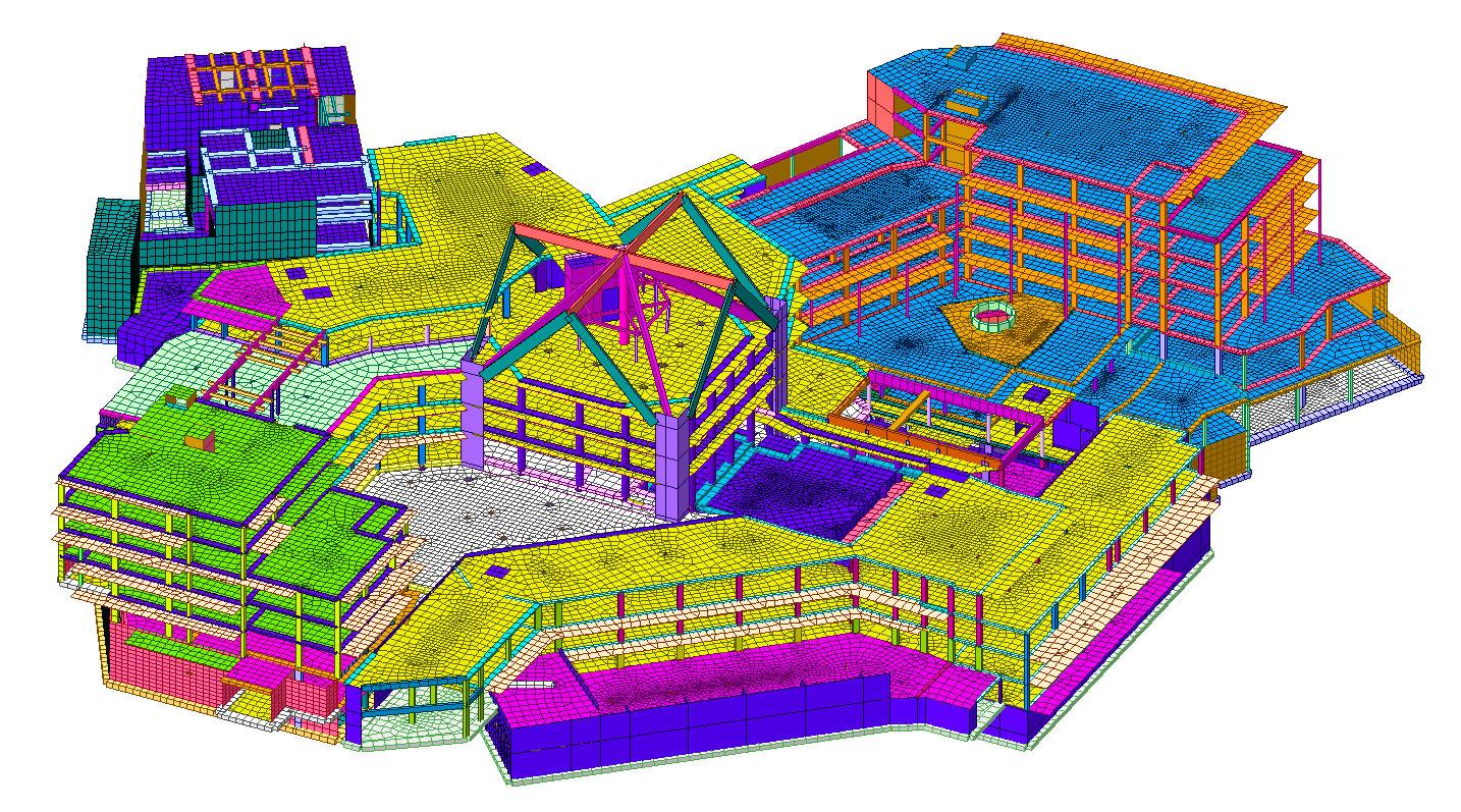Costruzione di una struttura alberghiera in località Campicioi nel Comune di Pinzolo (TN) - Lefay Mountain Resort